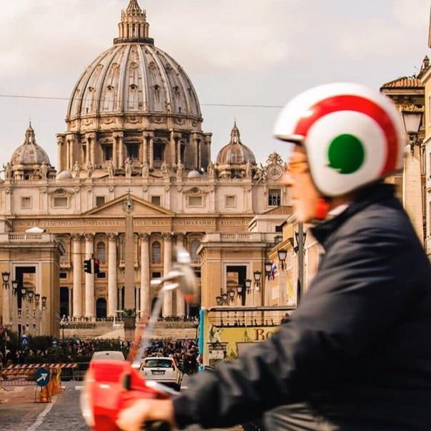 🇮🇹Прямые рейсы в Рим от 3600 рублей (в одну сторону) из Москвы с ноября по март
