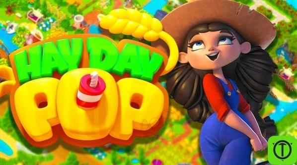 APK файл последнего обновления Hay Day Pop! Google