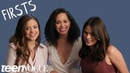 The Cast of Charmed on Their First Auditions and Meeting Each Other | Teen Vogue