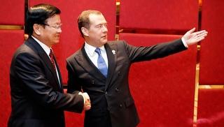 Вести.Ru: В Бангкоке Медведев провел ряд двусторонних встреч