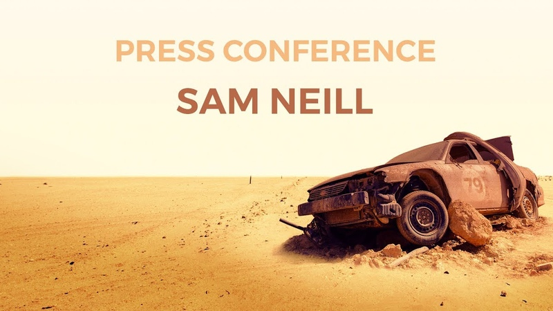 Sitges 2019 Press conference Sam Neill