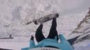 POV SNOWSKATE TRICKS