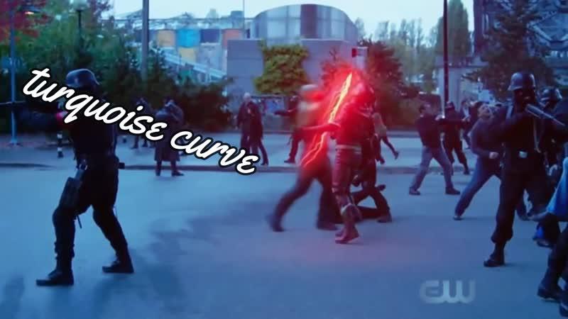 Reverse Flash-Blitzen Vine