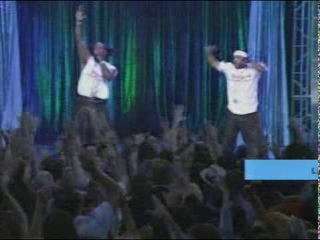 MTV   Run DMC, Salt'n Pepa, Naughty By Nature, Busta Rhymes, Ja Rule, Puff Daddy   Hip Hop Medley Live @ MTV Turns 20