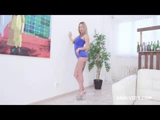 Double Anal Creampie, DP Edition with Tori Dakota Balls Deep Anal, DP, Gapes and Creampie