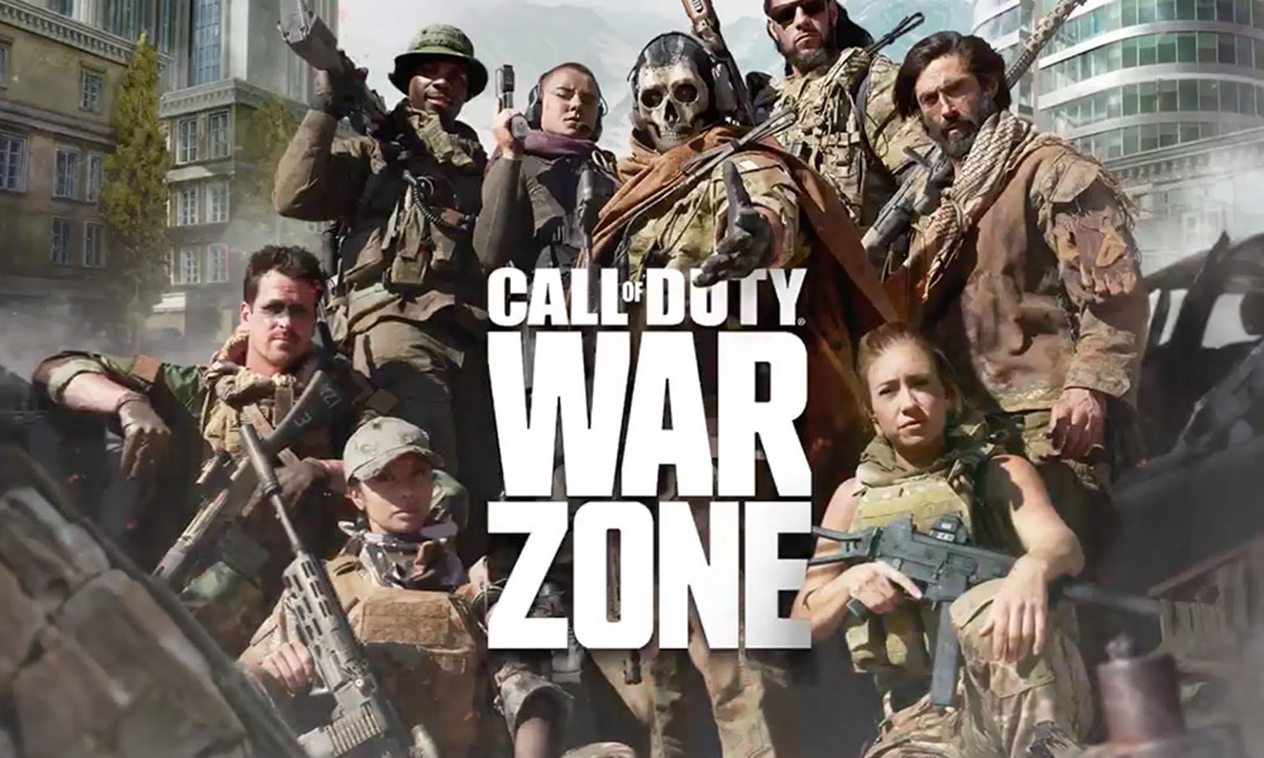 call of duty warzone - HD2560×1547