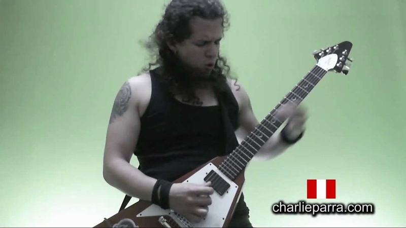 Charlie Parra Del Riego The Cat song