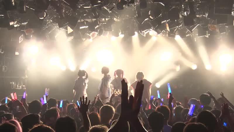 You'll Melt More SHAKER PEACEMAKER TOUR Summer Champion Fusae Shibuya Club Quattro Part② 2019 08 28