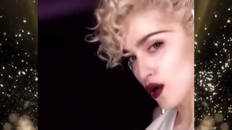 Madonna VOGUE COLORIZED version