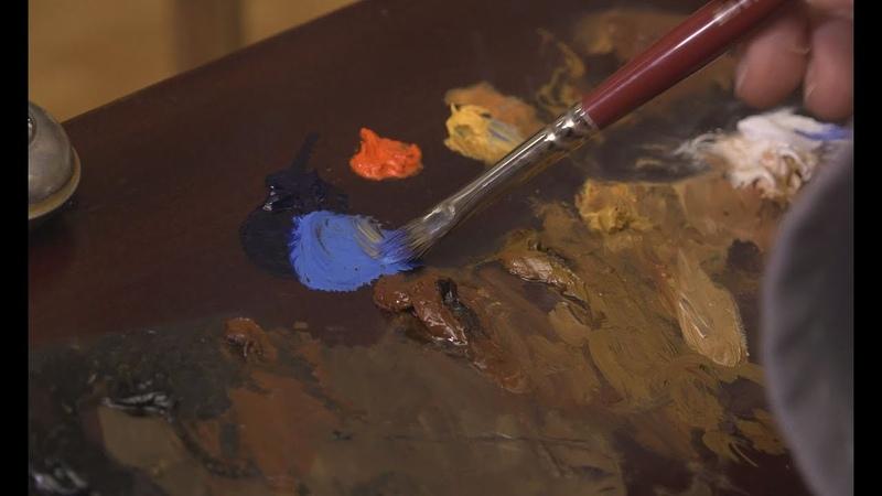La technique de la peinture à lhuile - Musée du Louvre [ENES subtitles]