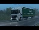[ETS2 1.36] Euro Truck Simulator 2 - Mercedes Actros MP4 - NaturaLux - Azi mergem in Ungaria