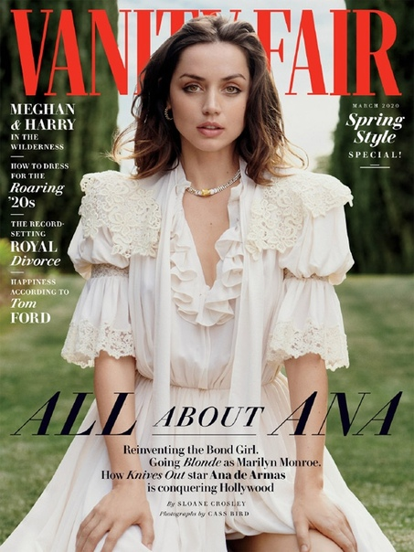 Vanity Fair USA - March 2020