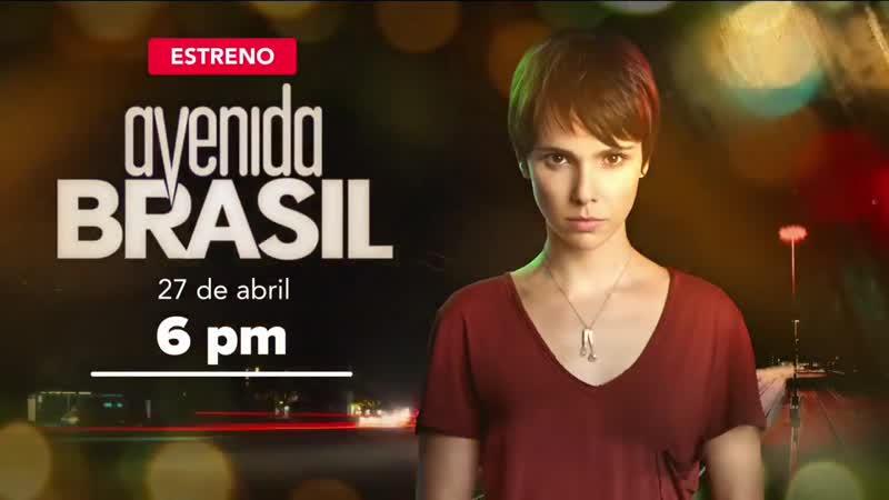 Анонс Проспект Бразилии на Imagen TV с 27 апреля 2020 Мексика