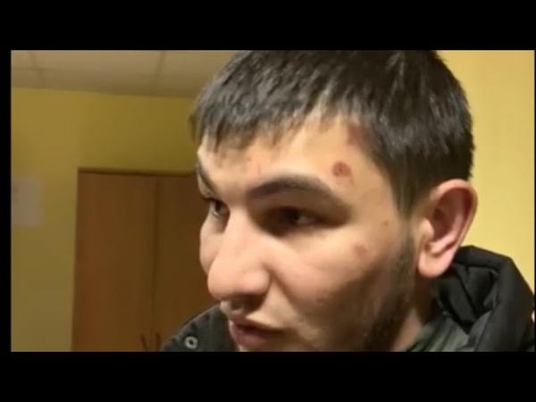 Были избиты и задержаны в Москве.