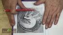 Не спеши покупать, а сделай сам! Как сделать печать дракона !!
