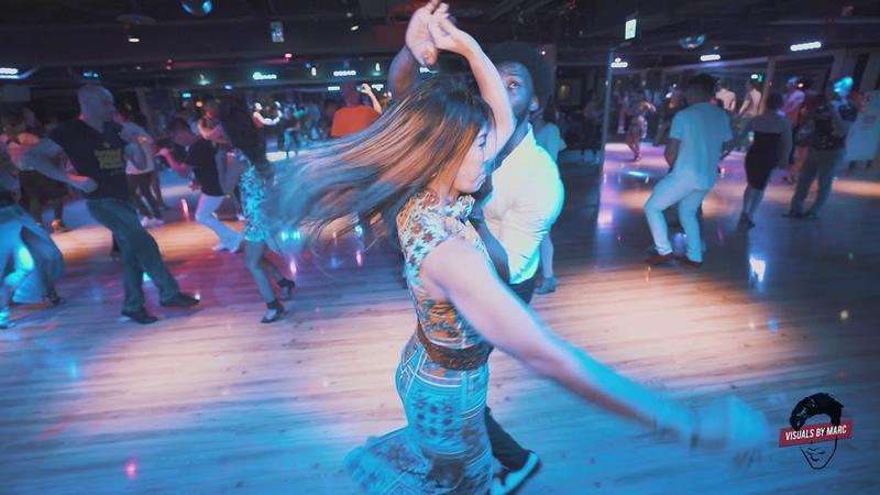 20190525 Terry SalsAlianza and Mandy salsa social in Taipei 萬花茼Dancehall