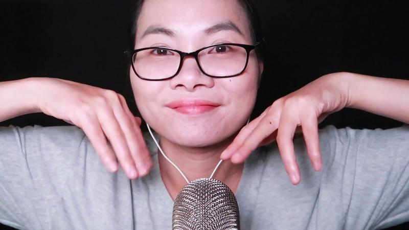Âm Thanh Bàn Tay Giúp Bạn Ngủ Ngon 15 Phút | Hand Sound |Asmr Huyen