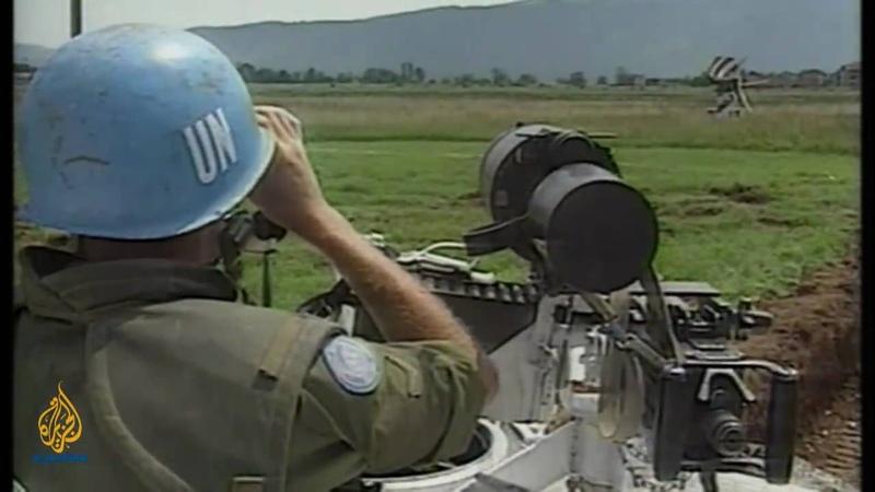 The Rageh Omaar report The Secret Life of Radovan Karadzic