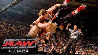 FULL MATCH - Rob Van Dam vs. John Cena vs. Edge – WWE Title Triple Threat Match: Raw, July 3, 2006
