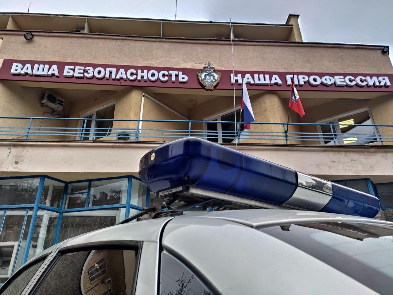 В Севастополе на заправке задержан пьяный водитель