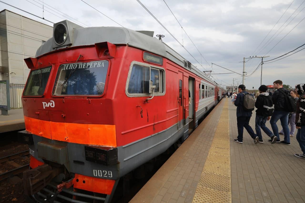 Расписание электричек, курсирующих через Нижегородский, изменится. Фото: Алексей Белкин. Местные новости