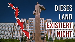 Transnistrien - Unterwegs in einem Land, das gar nicht existiert | Doku 2021