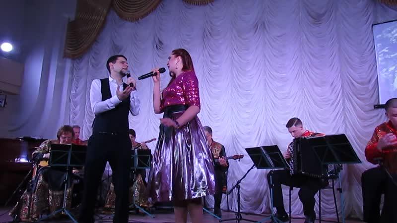 Дороги любви солисты Ю Большакова и Д Зарипов