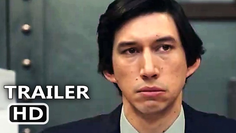 THE REPORT Official Trailer (2019) Adam Driver Movie HD