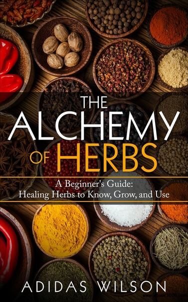 The Alchemy of Herbs A Beginner's Guide Healing Herbs to Know, Grow, and Use