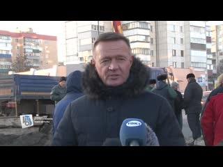 Роман Старовойт о авариях на теплотрассе в Курске