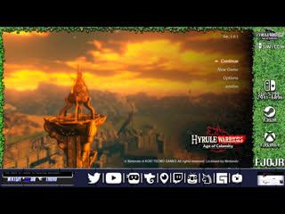 Hyrule Warriors: Age of Calamity - #NintendoSwitch #Zelda #HyruleWarriors