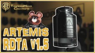 THC ARTEMIS RDTA v1.5 и все его изменения