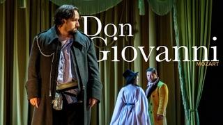 DON GIOVANNI Mozart – National Theatre Prague