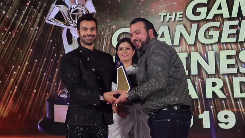 A Glimpse of the previous event- The Game Changers Business Awards 2019, Season 1: Manish Awasthi