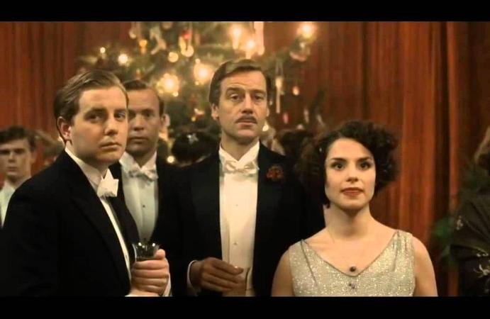 Colin Firth and Jessica Biel - Easy Virtue - Tango Scene - Por una cabeza