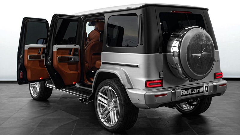 2020 Mercedes-AMG G 63 Yachting Edition - New Project from Carlex Design