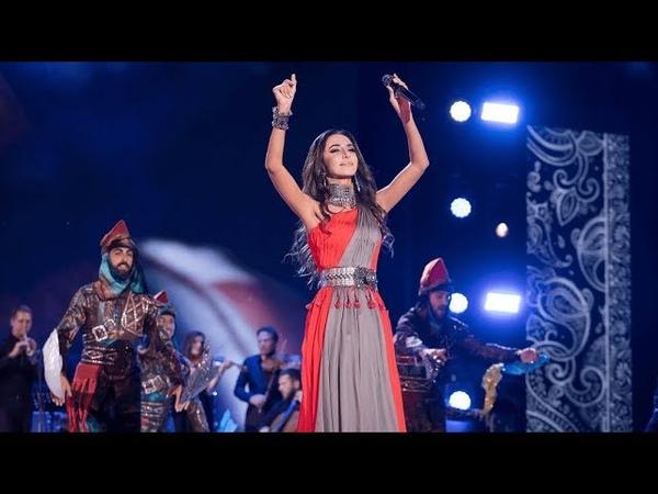 Зара Эманэ Zara Emane @Фестиваль Музыка наших сердец 2018