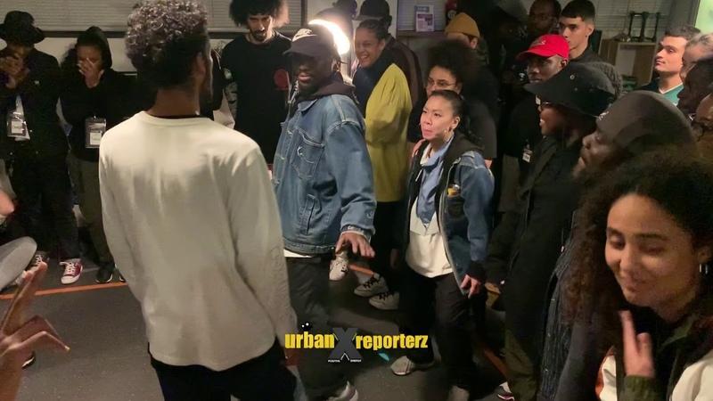 ZYKO vs JAROD - finale Hip hop style - URBAN BATTLE - 2020 - Marseille (Fr) | Danceproject.info