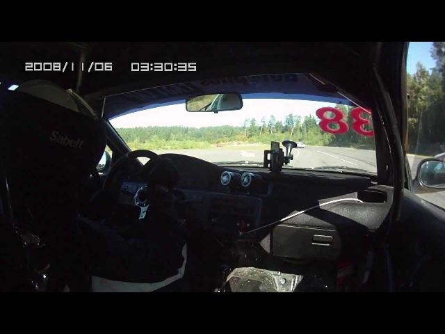 Fast Lap IV 2013 Kacergine Super Race Class Race 1 Battle for 2 place alis