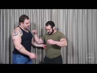 Jack and Steve Make The Bed Springs Creak