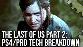 The Last of Us Part 2: PS4 vs PS4 Pro Comparison + Performance Testing + Initial Thoughts!