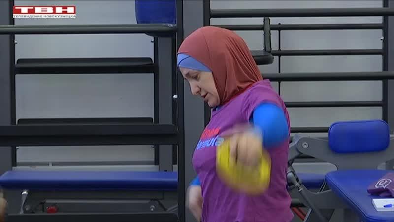 Хеда Бериева в 9 й раз стала чемпионом России