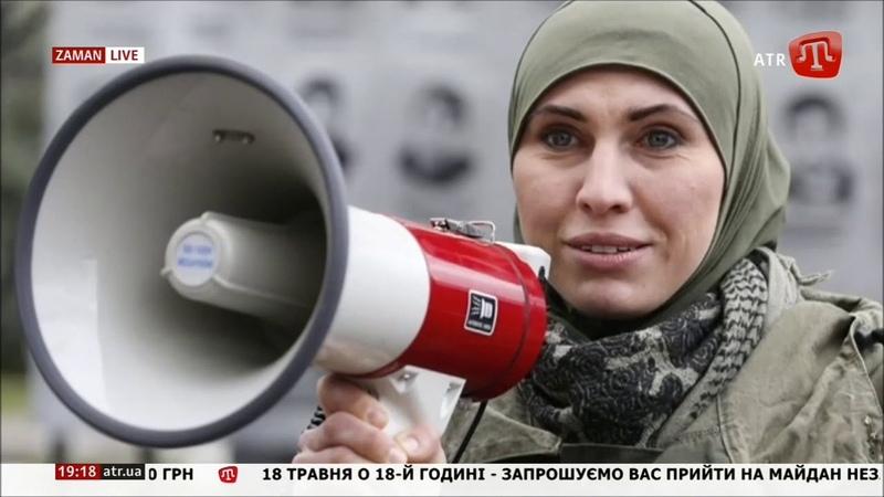 Вулиця на честь народного героя Аміни Окуєвої може з'явитися у Києві