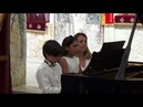 J Brahms Hungarian Dance No 11 Yuri Vesnyak Karlson Can Saraç Duru Ercoşkun Duo Piano