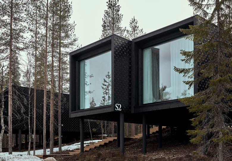 Arctic TreeHouse Hotel  - Rovaniemi,  Finland || 02