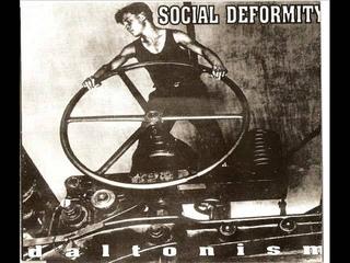 SOCIAL DEFORMITY - Daltonism - Full Album