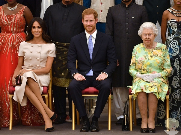 Принцу Гарри не дали встретиться с королевой Елизаветой II