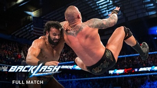 #My1 Randy Orton vs. Jinder Mahal  WWE Title Match: WWE Backlash 2017 (Full Match)