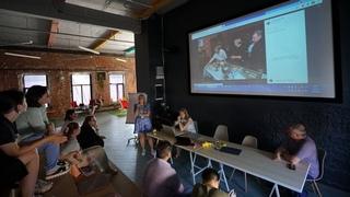 В «Трикотажка Place» 17 июля прошёл завершающий этап конкурса арт-проектов