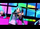 Miku X HD module _ Project Diva Arcade FT (PC 4K) 'Miku Miku ni Shite Ageru!!'(F 2nd Edition) PV